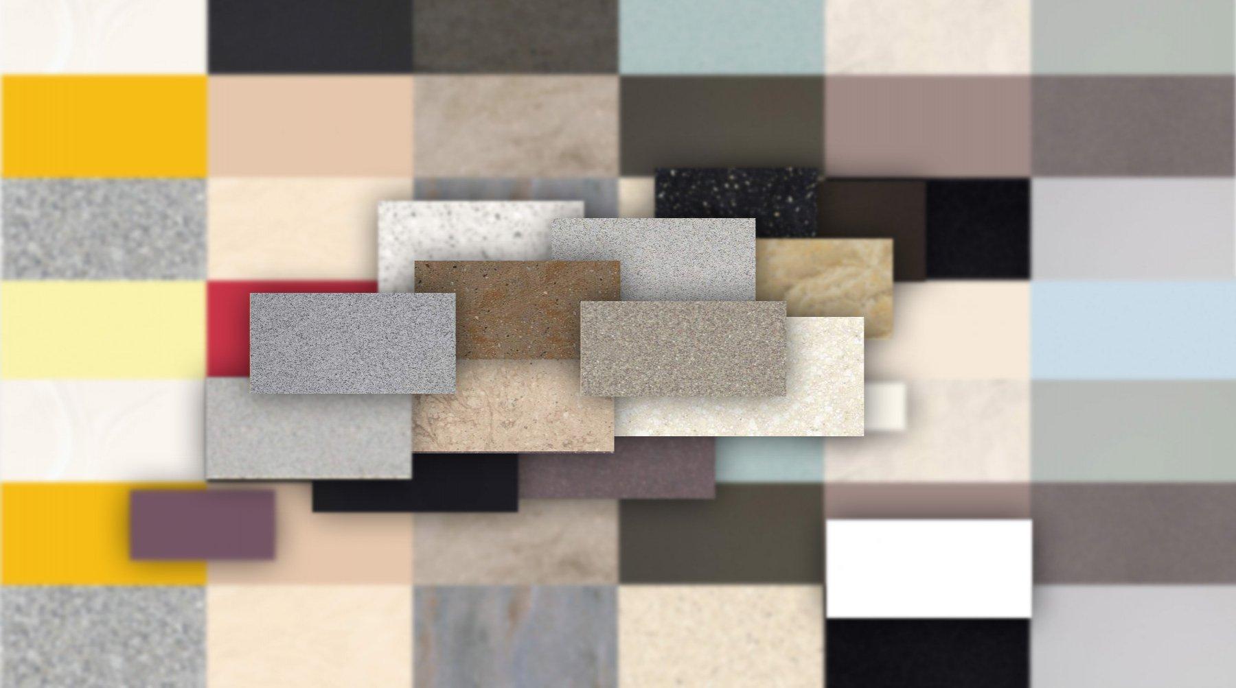Credence Corian Sur Mesure les couleurs de corian® - corian® solid surfaces, corian®